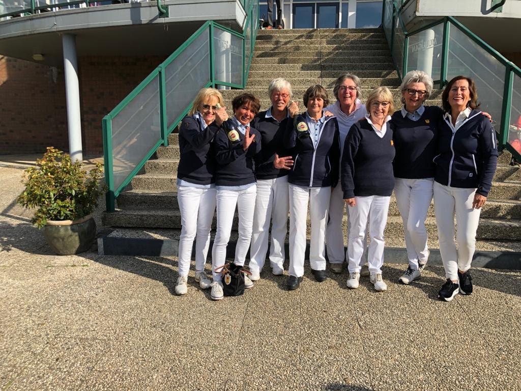 Golfclub Kralingen Dames Senioren 1