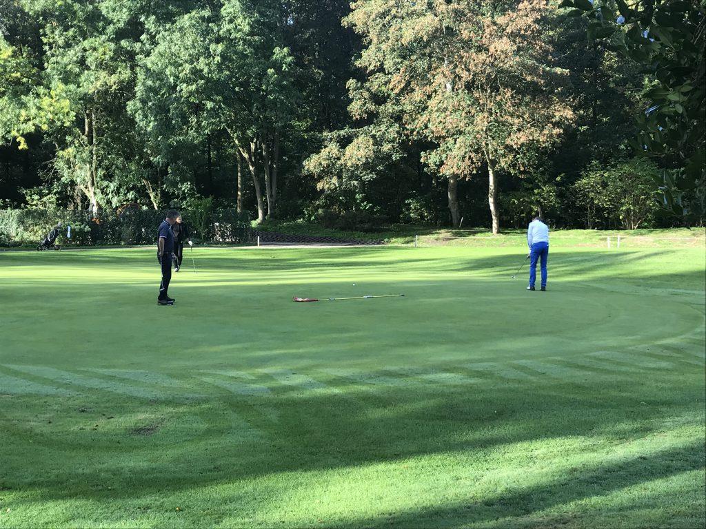clubkampioenschappen strokeplay golfclub krallingen