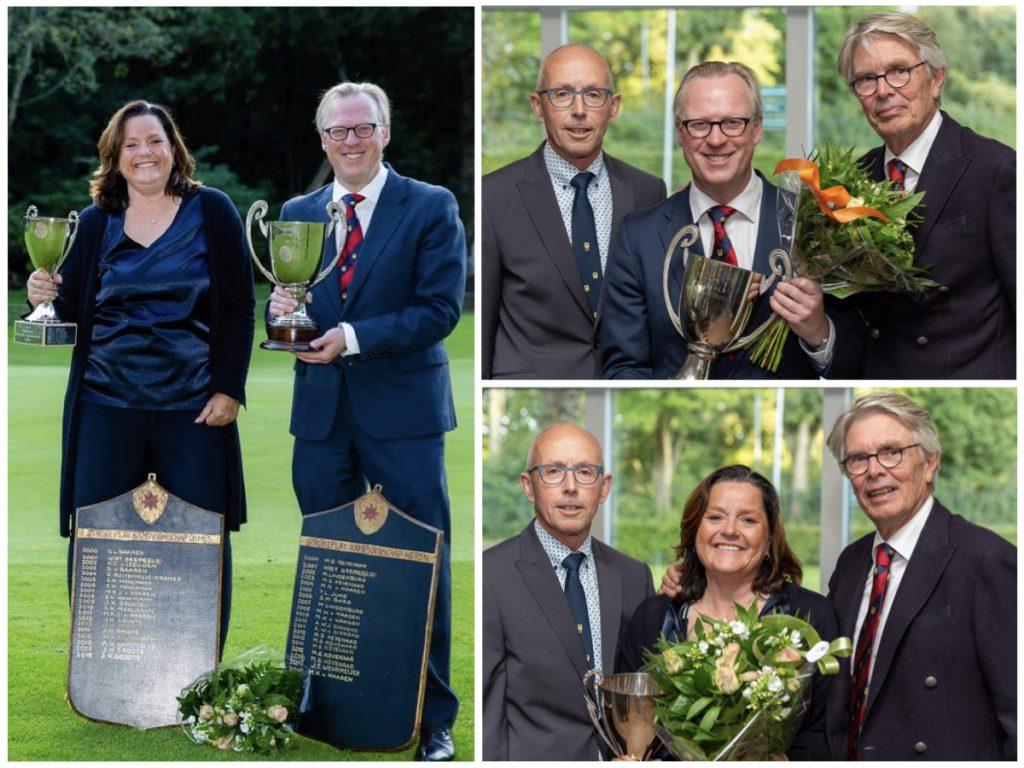Clubkampioenschappen Strokeplay Golfclub Kralingen