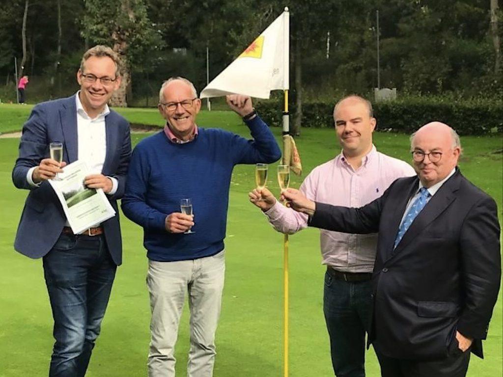 Golfbaan Kralingen onderhoud AHA de Man
