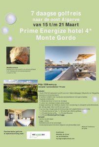 Golfreis Portugal Mariette de Groot