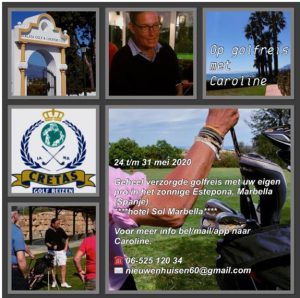 Golfreis Caroline